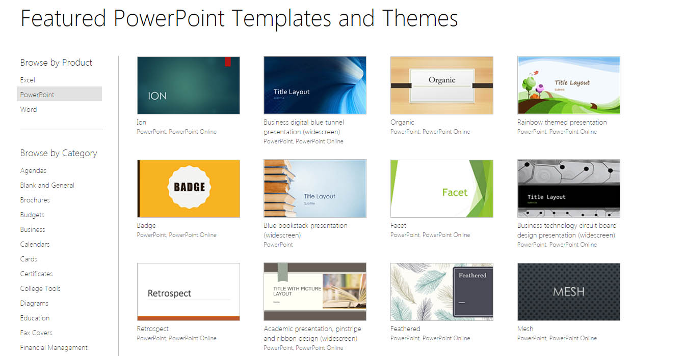 Powerpoint how to add free templates alramifo Gallery