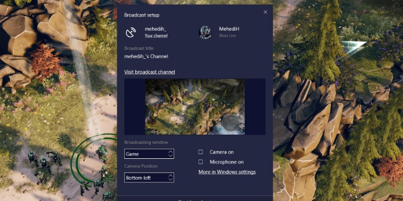 How to stream your gaming with Beam in the Windows 10 Creators Update