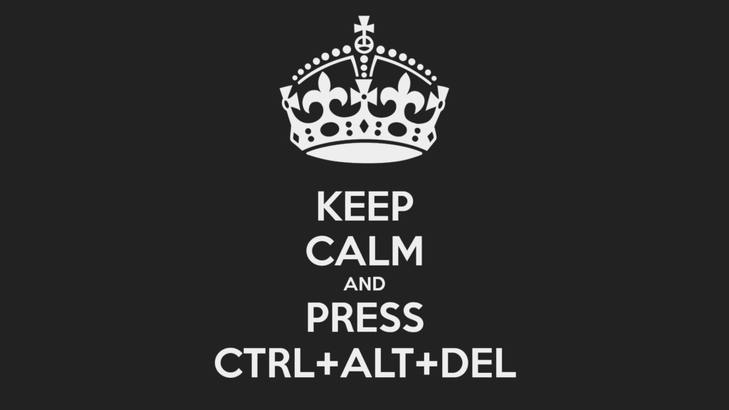 Bill Gates Admitted that Ctrl + Alt + Del was a mistake