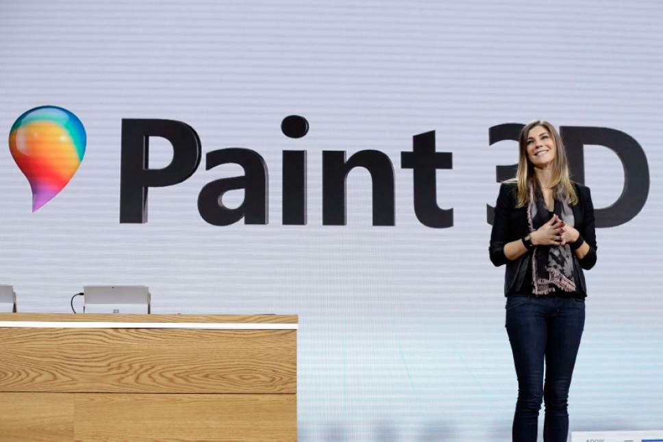 Why the latest Windows 10 Update is called the Creators Update paint 3d