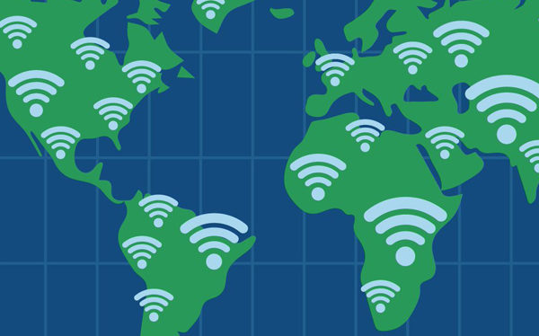 Free WIFI Passwords for Airports all over the World