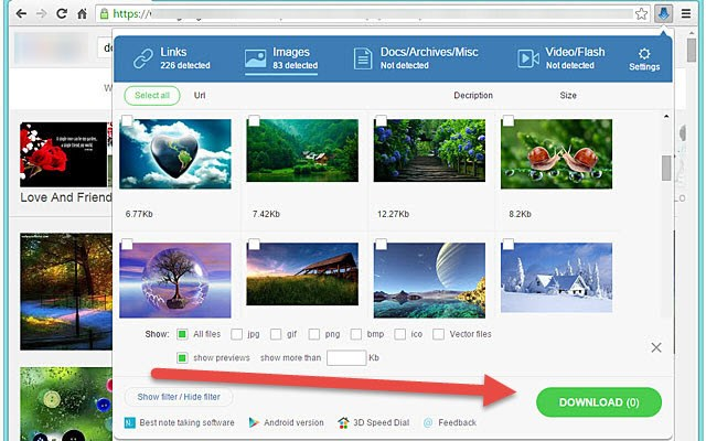 9 extensions for downloading videos in Google Chrome