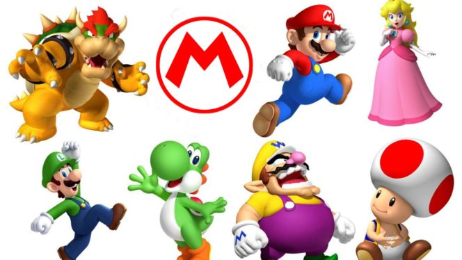 Which Super Mario Character are You?