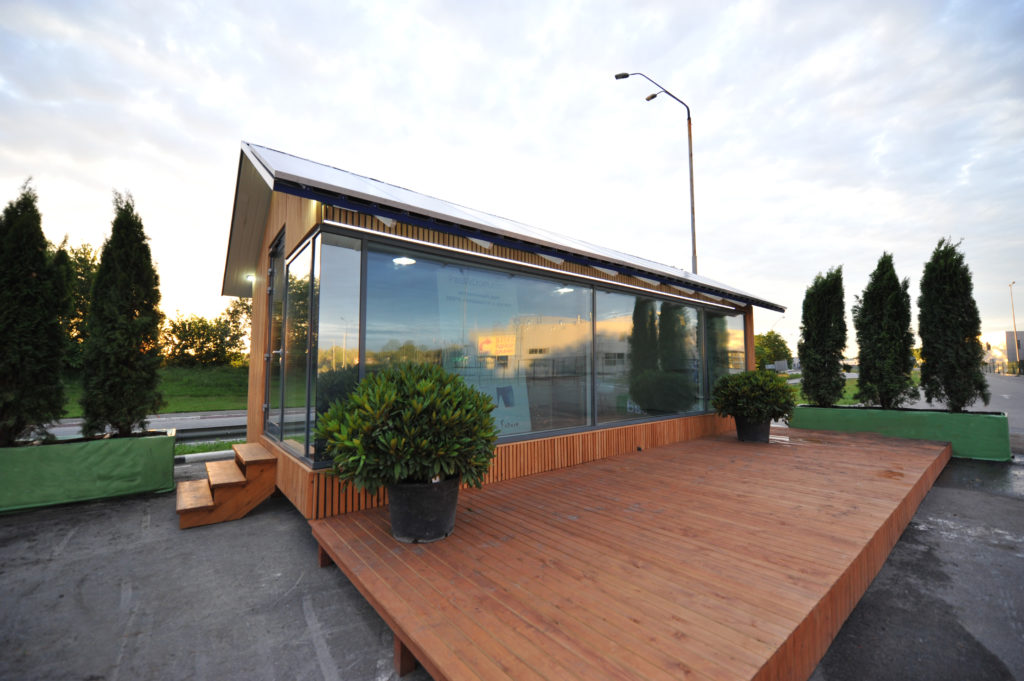 A $32,000 house that can be built in a day and placed anywhere you want