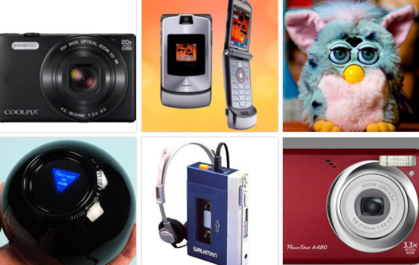 Can you tell us who made these Iconic Gadgets?