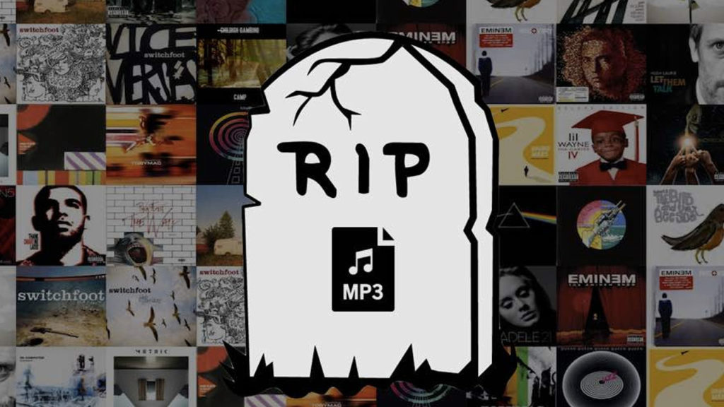 The MP3 is About to Die. Is this Really the End?