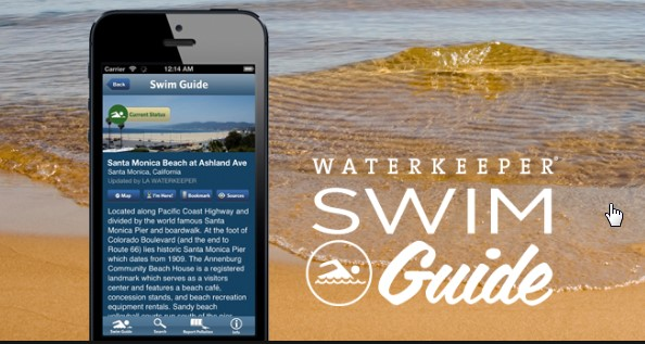 6 apps for summer - The Swim guide