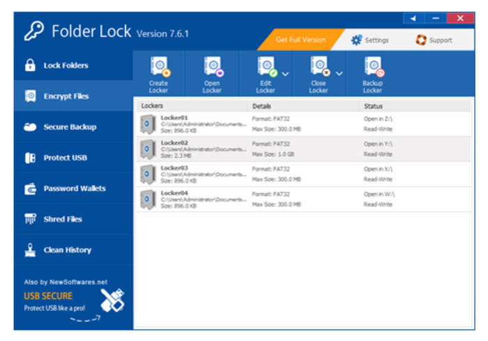 Take your Security Seriously with Folder Lock Encryption