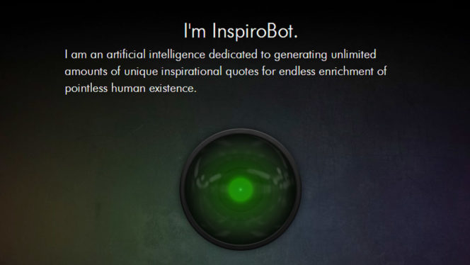 This AI Robot Will Make you Feel Inspired