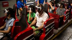 You Need to Start Getting Excited About VR Theme Parks