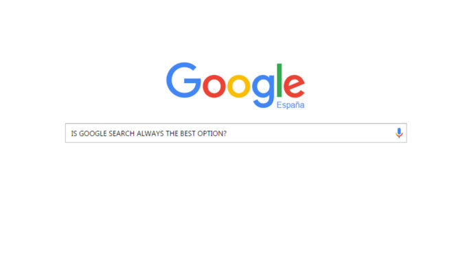 Is Google Search Always the Best Option?