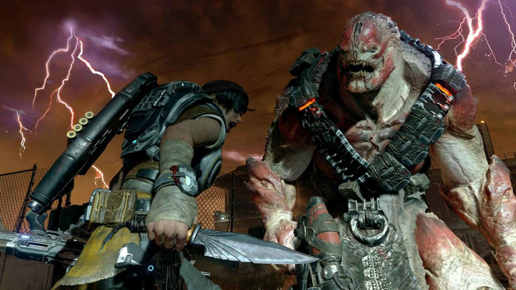 Try Gears of War 4 for free Until 15th June