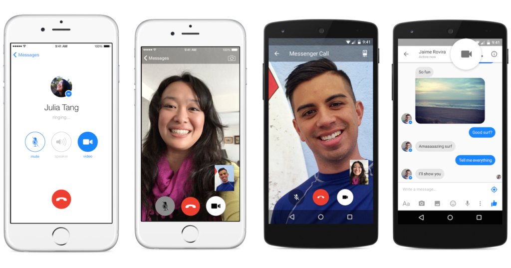 Are you getting the most out of Messenger? messenger-video-calling