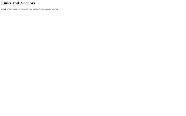 The 13 oldest web pages that are still working today what is a link