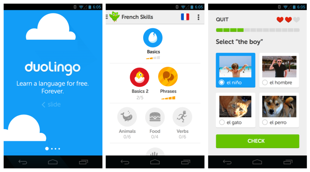 5 apps that will help you learn a new language Duolingo