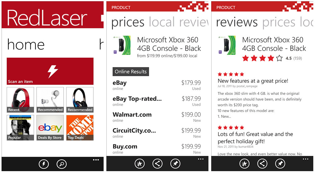 If you love shopping, you need these 6 apps RedLaser