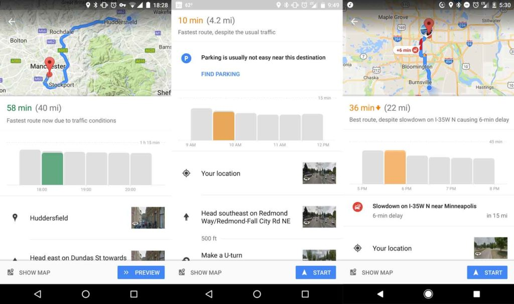 Google Maps' New Feature will Save you Time