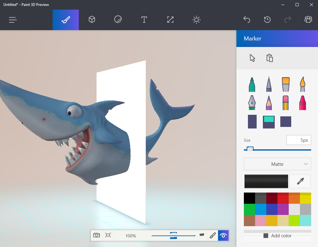 The Best Free Alternatives to MS Paint paint 3d