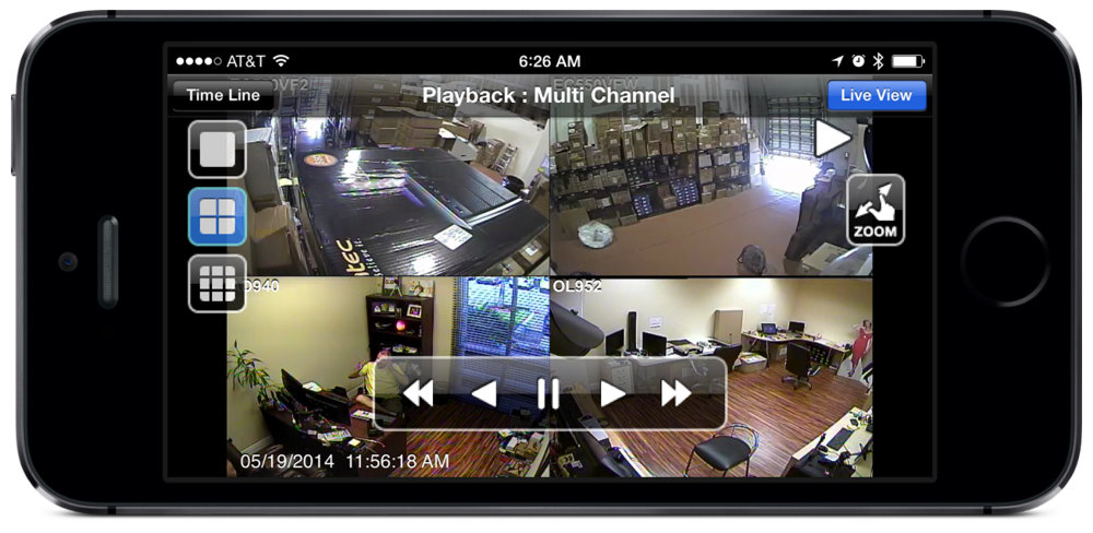Did you know your phone could be...? security camera