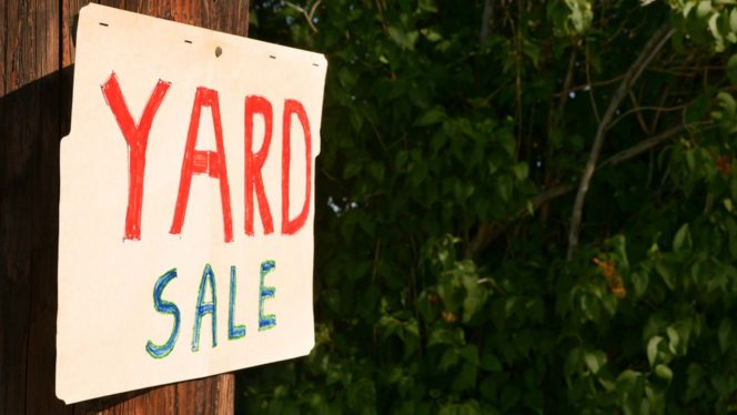 Check out these Unbelievable Tech Related Yard Sale Finds!