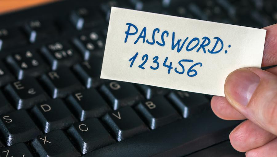 Weak-Password