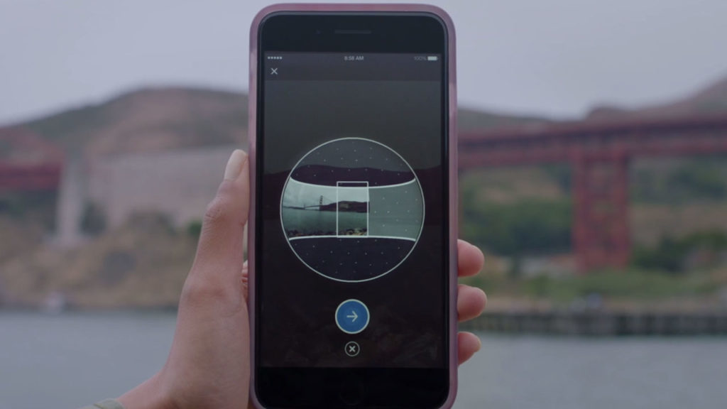 How to take 360 degree photos on Facebook