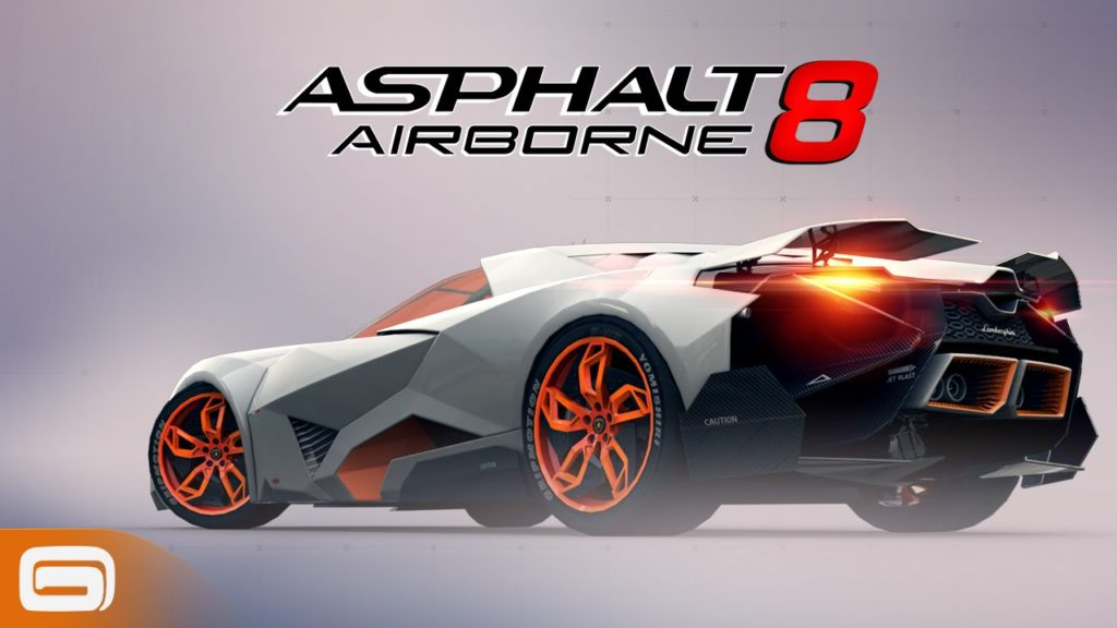 Five things you have to do when you get a New Phone asphalt 8