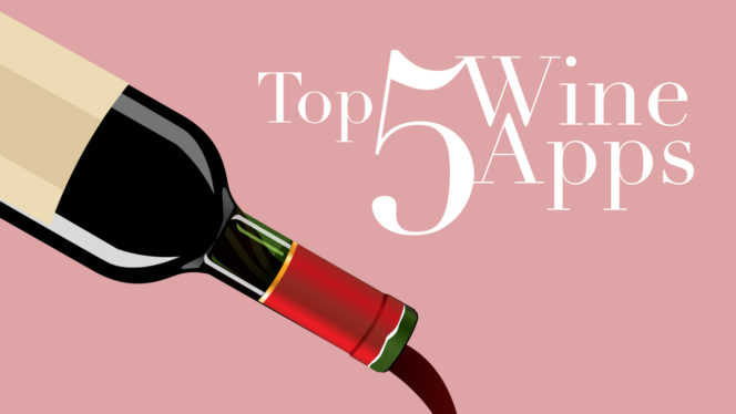 Top 5 Wine Apps