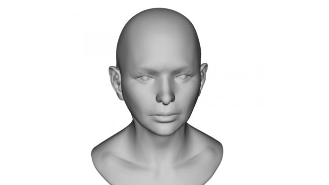 Now You Can Create a 3D Model of Your Own Face in Seconds