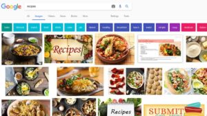 Mmmm you'll Love this Tasty new Google Image Search Feature