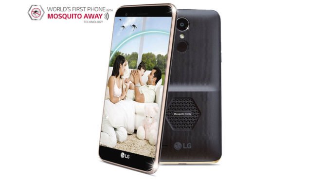 This LG Phone Will Protect You Against Deadly Diseases