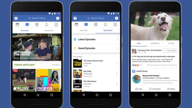 Will you be Tuning in to Facebook Watch?