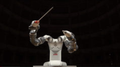 The Robot that can Lead an 18 Piece Orchestra