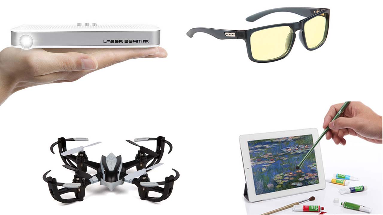10 of the Coolest Gadgets we've seen this Year