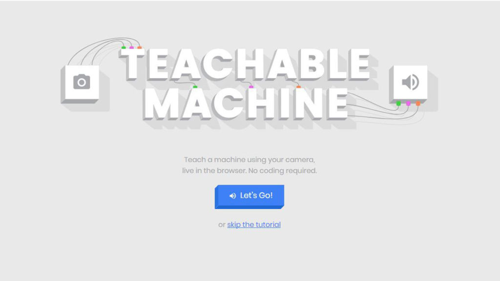 Google's New Teachable Machine Lets You Teach a Learning AI