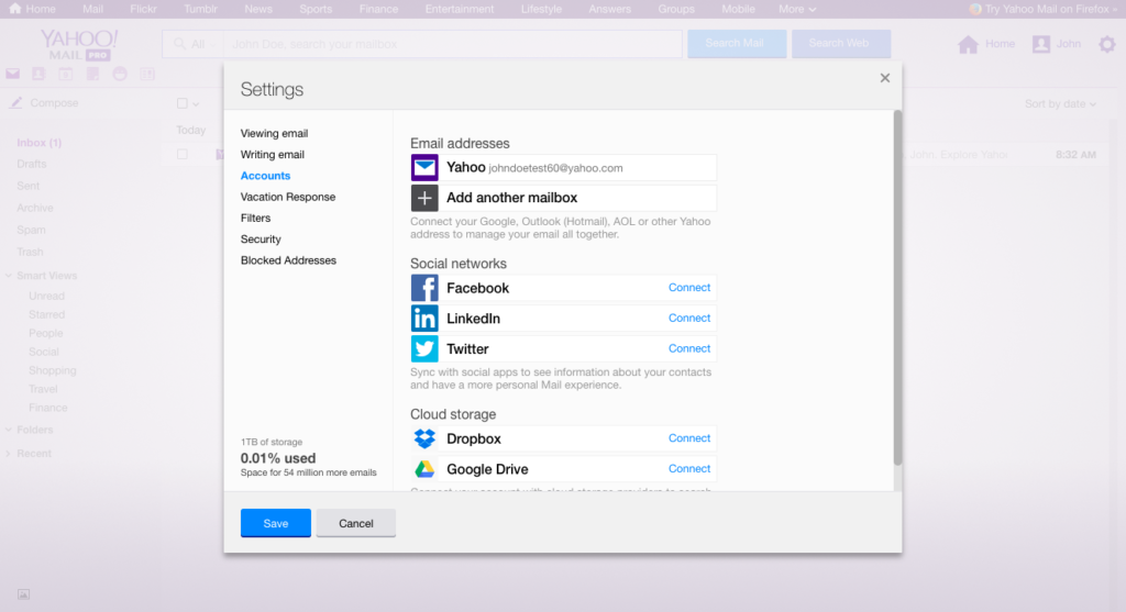 3 Easy Ways To Organize Your Yahoo Mail Account