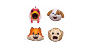 The new emojis have arrived: now with karaoke