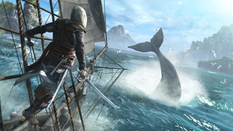 Ubisoft are giving away Assassin's Creed IV and World in Conflict