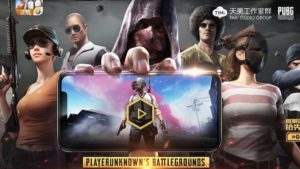 Tencent bringing PlayerUnknown's Battlegrounds to mobile in china
