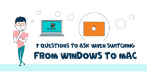 Should I switch from Windows to Mac?