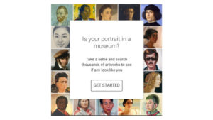 Google can now match your selfies to famous portraits
