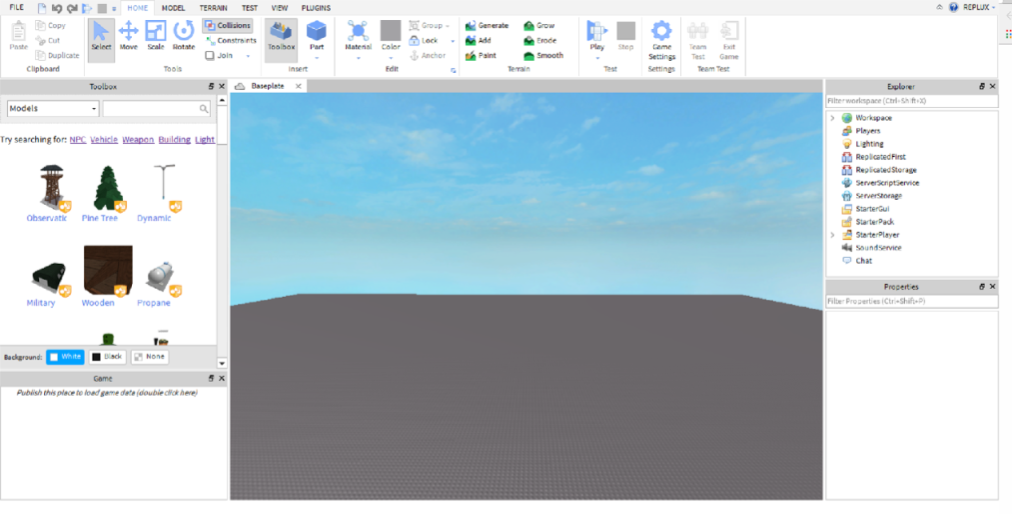 download roblox studio for windows 7