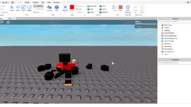 how to write your first lua script on the roblox platform - Free Download Visio For Windows 7