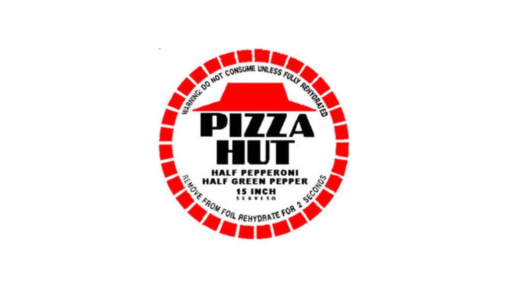 Pizza hut deals december 2018
