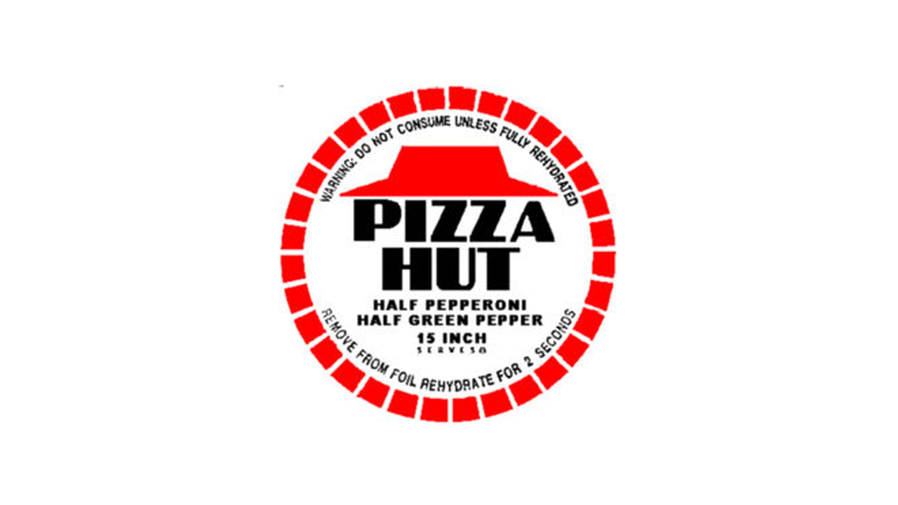 Pizza Hut want to take us back to the future