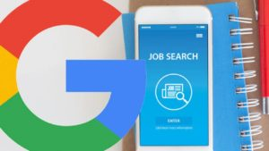 Google's shiny new job search engine couldn't be simpler