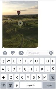 No need to waste time in other apps just to view your friends' videos – you  can watch within iMessage. For full-screen, just tap the video and not the  play ...