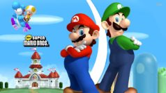 Super Mario marches on