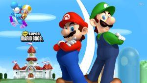 Super Mario marches on