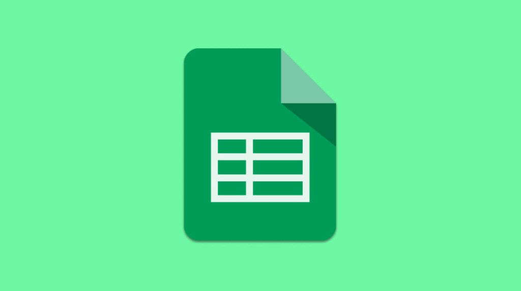 The Best Templates For Google Sheets - Best google sheets templates